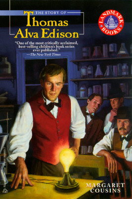 The Story of Thomas Alva Edison By Cousins, Margaret